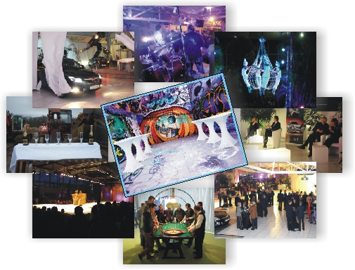 G.T.O. Entertainment - Event services in Germany (and Europe)